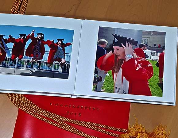 Graduation Photo Gifts - photo books